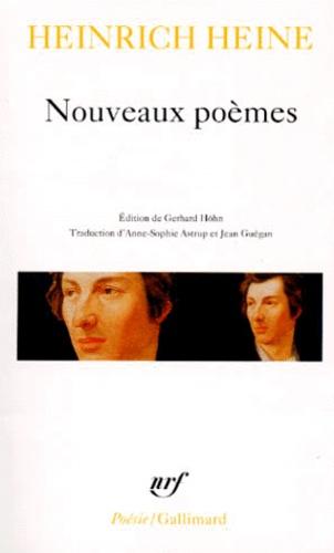 Heinrich Heine - Nouveaux poèmes.