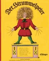 Heinrich Hoffmann - Der Struwwelpeter - Pappbilderbuch.
