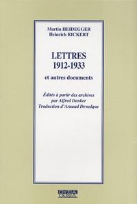 Lettres 1912-1933 - Et autres documents.pdf