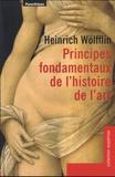 Heinrich Wölfflin - Principes fondamentaux de l'histoire de l'art.