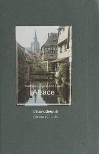 Heinz Finke et Mathias Jung - Alsace - 90 photos couleur.