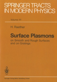 Deedr.fr Surface Plasmons on Smooth and Rough Surfaces and on Gratings Image