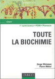 Heinz Weinman - Toute la biochimie.
