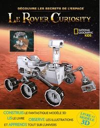 Deedr.fr Le Rover Curiosity - Avec un Rover Curiosity en 3D à construire Image