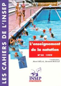 HELAL HENRI, BOULLE - L'ENSEIGNEMENT DE LA NATATION.