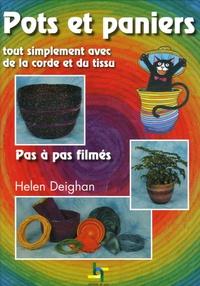 Pots et paniers - Tout simplement avec de la corde et du tissu.pdf