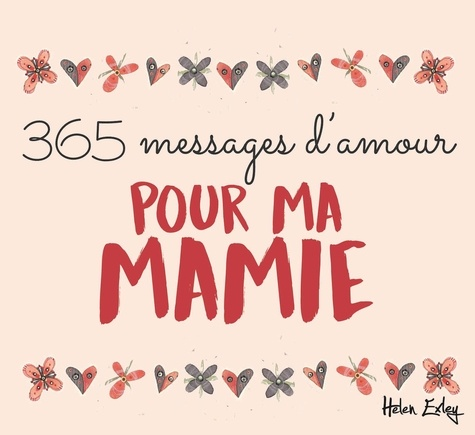 365 Messages Damour Pour Ma Mamie