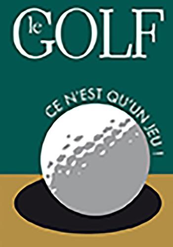 Helen Exley - Le golf - Ce n'est qu'un jeu !.