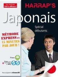 Japonais spécial débutants - Helen Gilhooly | Showmesound.org