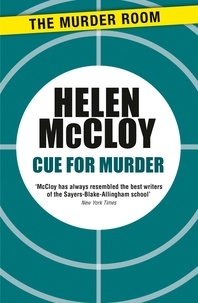 Helen McCloy - Cue For Murder.