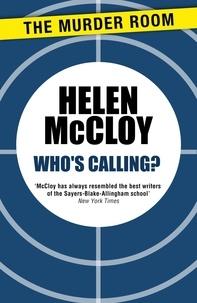 Helen McCloy - Who's Calling?.