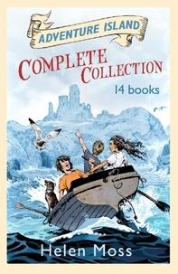 Helen Moss - Adventure Island Complete 14-Book Collection.