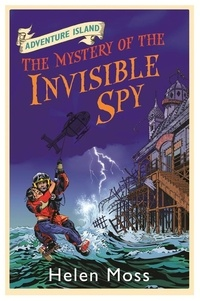 Helen Moss et Leo Hartas - The Mystery of the Invisible Spy - Book 10.