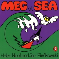 Helen Nicoll et Jan Pienkowski - Meg at Sea.