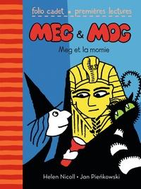 Helen Nicoll - Meg & Mog  : Meg et la momie.