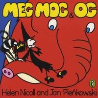 Helen Nicoll et Jan Pienkowski - Meg & Mog  : Meg Mog & Og.