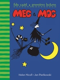 Helen Nicoll et Jan Pienkowski - Meg & Mog.
