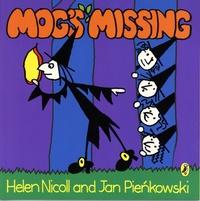 Helen Nicoll et Jan Pienkowski - Mog's Missing.