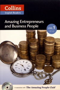 Helen Parker - Amazing Entrepreneurs and Business People. 1 CD audio MP3