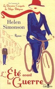 Helen Simonson - L'été avant la guerre.