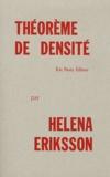 Helena Eriksson - Théorème de densité.