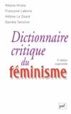 Héléna Hirata et Françoise Laborie - Dictionnaire critique du féminisme.