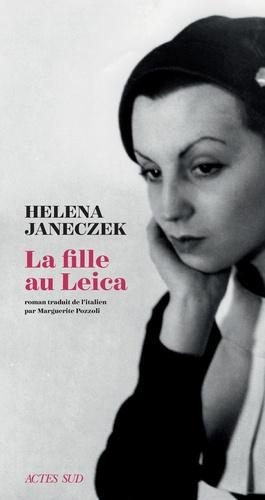 La fille au Leica