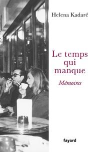Le temps qui manque - Mémoires.pdf
