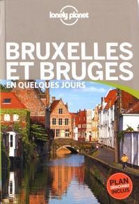 Helena Smith - Bruges et Bruxelles en quelques jours - Avec un plan détachable.