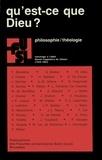 Hélène Ackermans - Qu'est-ce que Dieu? - Philosophie/théologie. Hommage à l'abbé Daniel Coppieters de Gibson (1929-1983).