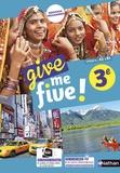 Hélène Adrian et Michel Brusson - Anglais 3e Cycle 4 A2-B1 Give me five !.