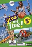 Hélène Adrian - Anglais 5e Cycle 4 A2 Give me five !.