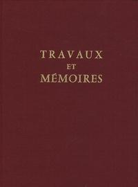 Hélène Ahrweiler - Travaux et Mémoires - Tome 8, Hommage à Paul Lemerle.