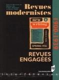 Hélène Aji et Céline Mansanti - Revues modernistes, revues engagées (1900-1939).