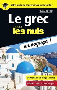 Histoiresdenlire.be Le grec pour les nuls en voyage! Image