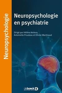 Hélène Amieva - Neuropsychologie en psychiatrie.