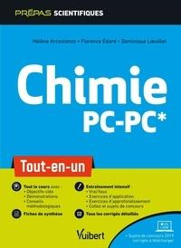 Hélène Arcostanzo et Florence Edard - Chimie PC-PC* - Tout-en-un.