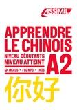 Hélène Arthus - Apprendre le chinois - Niveau débutant A2. 1 CD audio MP3