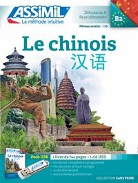 Hélène Arthus et Mei Mercier - Le chinois - Niveau B2. 1 Clé Usb