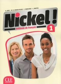 Hélène Augé et Maria Dolores Canada Pujols - Nickel ! 1 A1/A2. 1 DVD