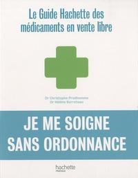 Corridashivernales.be Je me soigne sans ordonnance - Le guide Hachette des médicaments en vente libre Image
