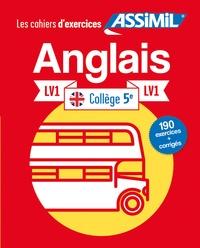 Téléchargez des livres pour ebooks gratuitement Anglais Collège 5e MOBI in French