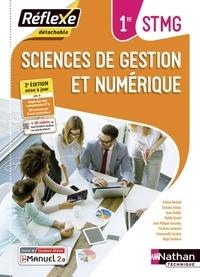 Hélène Berland et Christine Darlay - Sciences de gestion et numérique 1re STMG.