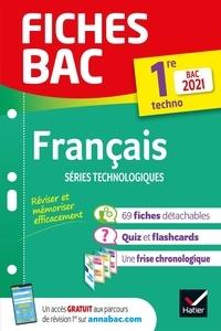 Hélène Bernard et Denise Maréchal - Français séries technologique 1re.