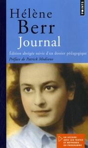 Hélène Berr - Journal 1942-1944 - Edition abrégé.