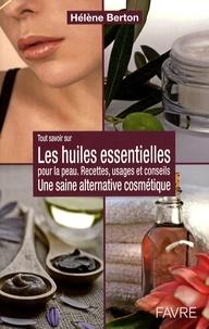 Galabria.be Les huiles essentielles pour la peau - Une saine alternative cosmétique Image