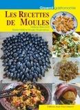 Hélène Bescond et Marie-Hélène Rousic-Guervenou - Les recettes de moules.