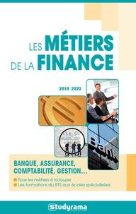 Hélène Bienaimé et Marie-Lorène Giniès - Les métiers de la finance.