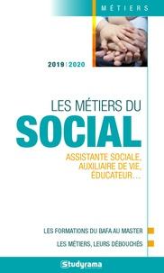 Hélène Bienaimé et Pascal Fitzner - Les métiers du social.