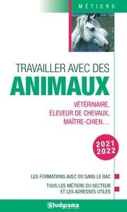 Hélène Bienaimé et Sabine Fosseux - Travailler avec les animaux.